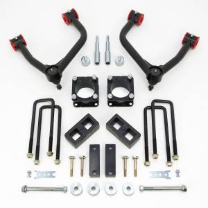 Suspension - Lift Kits - ReadyLift - ReadyLift 2007-18 TOYOTA TUNDRA 4.0'''Front with 2.0''Rear SST Lift Kit 69-5475