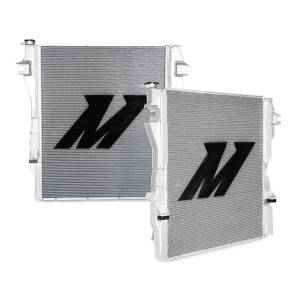 Engine Cooling - Radiators - Mishimoto - Mishimoto Dodge 6.7L Cummins Aluminum Radiator MMRAD-RAM-10