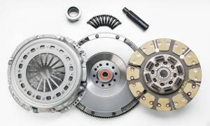 Transmissions & Parts - Manual Transmission Parts - South Bend Clutch - South Bend Clutch Kevlar/Ceramic Clutch Kit 1950-60DFK