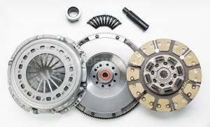 Transmissions & Parts - Manual Transmission Parts - South Bend Clutch - South Bend Clutch Kevlar/Ceramic Clutch Kit 1950-64DFK