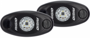 Lighting/Electrical - Off Road Lights - RIGID Industries - RIGID Industries A-SERIES LP BLK GRN /2 482063