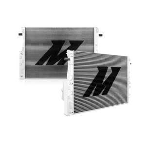Engine Cooling - Radiators - Mishimoto - Mishimoto Ford 6.4L Powerstroke Aluminum Radiator MMRAD-F2D-08V2