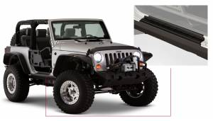 Exterior - Body Armor & Sliders - Bushwacker - Bushwacker TRAIL ARMOR 14011