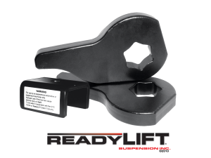 ReadyLift - ReadyLift 2004-10 DODGE-RAM DURANGO 2.25'' Leveling Kit (Forged Torsion Key) 66-1080