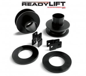 Suspension - Leveling Kits - ReadyLift - ReadyLift 2005-10 FORD F250/F350/F450 2.5'' Front Leveling Kit 66-2095