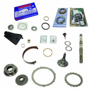 Transmissions & Parts - Automatic Transmission Parts - BD Diesel - BD Diesel BD Build-It Ford E4OD Trans Kit 1990-1994 Stage 4 Master Rebuild Kit 4wd 1062104-4