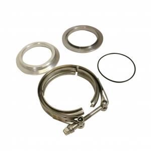 Turbos & Accessories - Turbos & Kits - BD Diesel - BD Diesel Compressor S400 Outlet Flange Kit 1405461