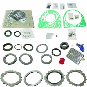 Transmissions & Parts - Automatic Transmission Parts - BD Diesel - BD Diesel BD Build-It Chevy Allison Trans Kit 2001-2004 LB7 Stage 4 Master Rebuild Kit 1062204