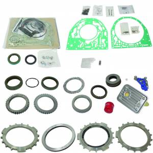 Transmissions & Parts - Automatic Transmission Parts - BD Diesel - BD Diesel BD Build-It Chevy Allison Trans Kit 2004-2006 LB7 Stage 4 Master Rebuild Kit 1062214