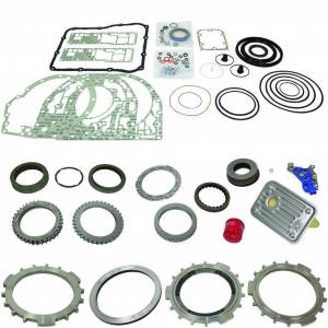 Transmissions & Parts - Automatic Transmission Parts - BD Diesel - BD Diesel BD Build-It Chevy Allison Trans Kit 2006-2010 LBZ/LMM Stage 4 Master Rebuild Kit 1062224