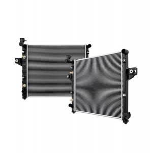 Engine Cooling - Radiators - Mishimoto - Mishimoto Jeep Grand Cherokee 4.0L OEM Replacement Radiator R2262