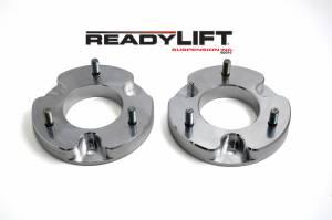ReadyLift - ReadyLift 2004-15 NISSAN ARMADA/TITAN 2'' Front Leveling Kit 66-4204