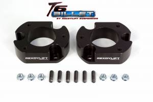 ReadyLift - ReadyLift 2004-14 FORD F150 2.5'' Leveling Kit T6 Billet Black T6-2058-K