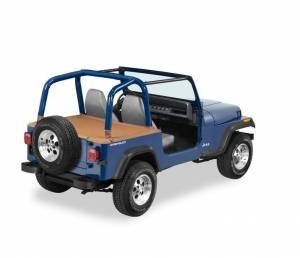 Exterior - Tonneau Covers - Bestop - Bestop Duster Deck Cover Jeep 1992-1995 Wrangler 90010-37