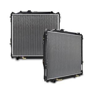 Engine Cooling - Radiators - Mishimoto - Mishimoto 1996-2002 Toyota 4Runner Radiator Replacement R1998-AT