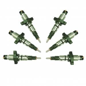 Fuel System - Injectors - BD Diesel - BD Diesel BD 5.9L Cummins Stock Performance Plus Injector Set (0986435503) Dodge 2003-2004 1074503