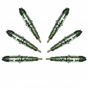 Fuel System - Injectors - BD Diesel - BD Diesel BD 6.7L Cummins Stock Performance Plus Injector Set (0986435518) Dodge 2007.5-18 1074518