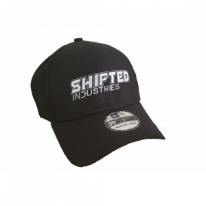 Shifted Apparel  - Hats - Shifted Industries - Shifted Industries Black New Era 39THIRTY Fitted