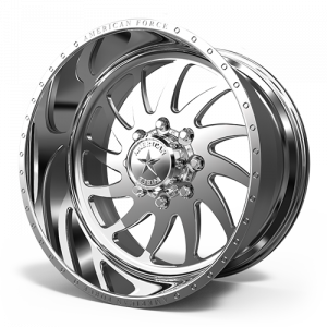 Wheels & Tires - Forged Wheels - American Force - American Force Spirit SS