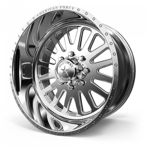 Wheels & Tires - Forged Wheels - American Force - American Force Atom SS