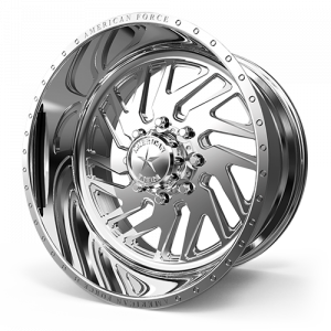 Wheels & Tires - Forged Wheels - American Force - American Force Kash SS