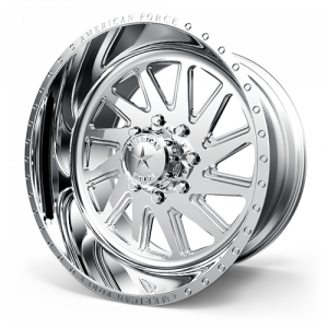 Wheels & Tires - Forged Wheels - American Force - American Force Aka SS