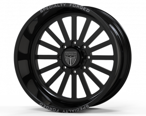 Wheels & Tires - Specialty Forged - Specialty Forged SF004