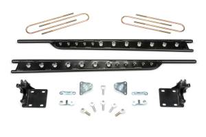 Suspension - Traction Bars - Fabtech - FLOATING REAR TRACTION BAR SYSTEM (11-16 Ford F250/350 Short Bed)