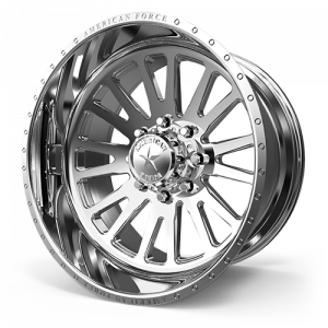 Forged Wheels - American Force Wheels - American Force - American Force Quantum CC
