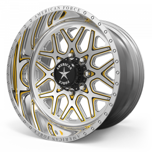 Wheels & Tires - Forged Wheels - American Force - American Force Shock FP