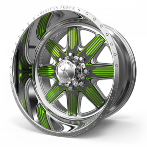 American Force Wheels - Faceplate Series - American Force - American Force Venom FP