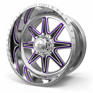 Wheels & Tires - Forged Wheels - American Force - American Force Evade FP