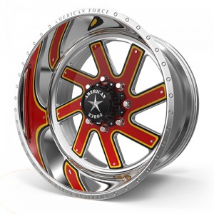 American Force Wheels - Faceplate Series - American Force - American Force Thor FP
