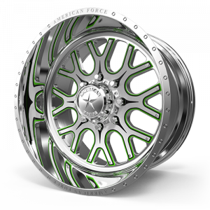 Wheels & Tires - Forged Wheels - American Force - American Force Fallout FP