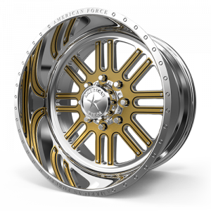 American Force Wheels - Faceplate Series - American Force - American Force Vector FP