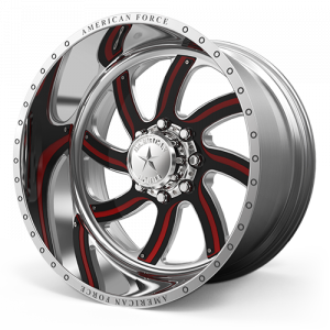 American Force Wheels - Faceplate Series - American Force - American Force Nightmare FP