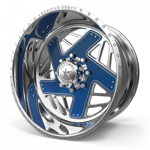 American Force Wheels - Faceplate Series - American Force - American Force Zeus FP