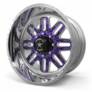 American Force Wheels - Faceplate Series - American Force - American Force Syzr FP