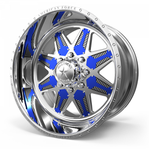 American Force Wheels - Faceplate Series - American Force - American Force Level FP