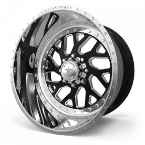 Wheels & Tires - Forged Wheels - American Force - American Force Gamble MP