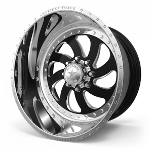 American Force Wheels - Multi-Piece Series - American Force - American Force Edge MP