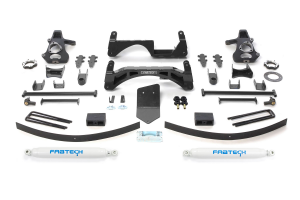"Suspension - Lift Kits - Fabtech - Fabtech K1024/K1024M 6"" Basic Lift Kit"