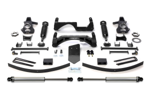 "Fabtech - Fabtech K1025DL/K1026DL/K1115DL 6"" Performance Lift Kit"