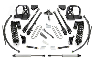 "Suspension - Lift Kits - Fabtech - Fabtech K2068DL 8"" 4 Link Lift Kit W/ Dirt Logic SS 4.0 Coilovers & Rear Dirt Logic SS Shocks"