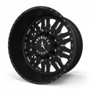 Wheels & Tires - Dually Wheels - American Force - American Force Omen SFSD