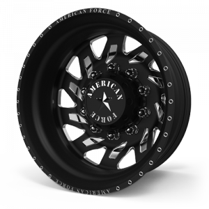 Wheels & Tires - Dually Wheels - American Force - American Force Psycho SFSD