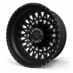 Wheels & Tires - Dually Wheels - American Force - American Force Realm SFSD