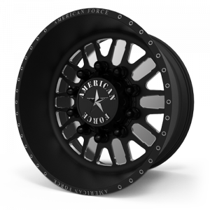 Wheels & Tires - Dually Wheels - American Force - American Force Sector SFSD