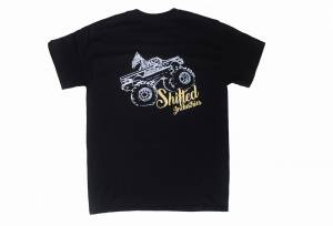 Shifted Apparel  - Shirts - Shifted Industries - Shifted Industries Gentle Ben Shirt - Black