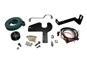 Fuel System - Pumps - Fleece Performance - 6.7L Dual Pump Hardware Kit for 2013-2018 Cummins Fleece Performance